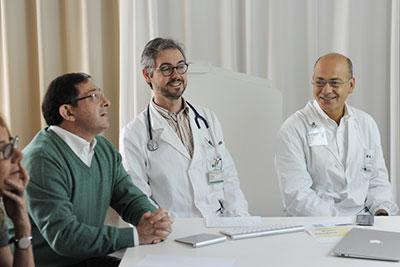 cancer center niguarda