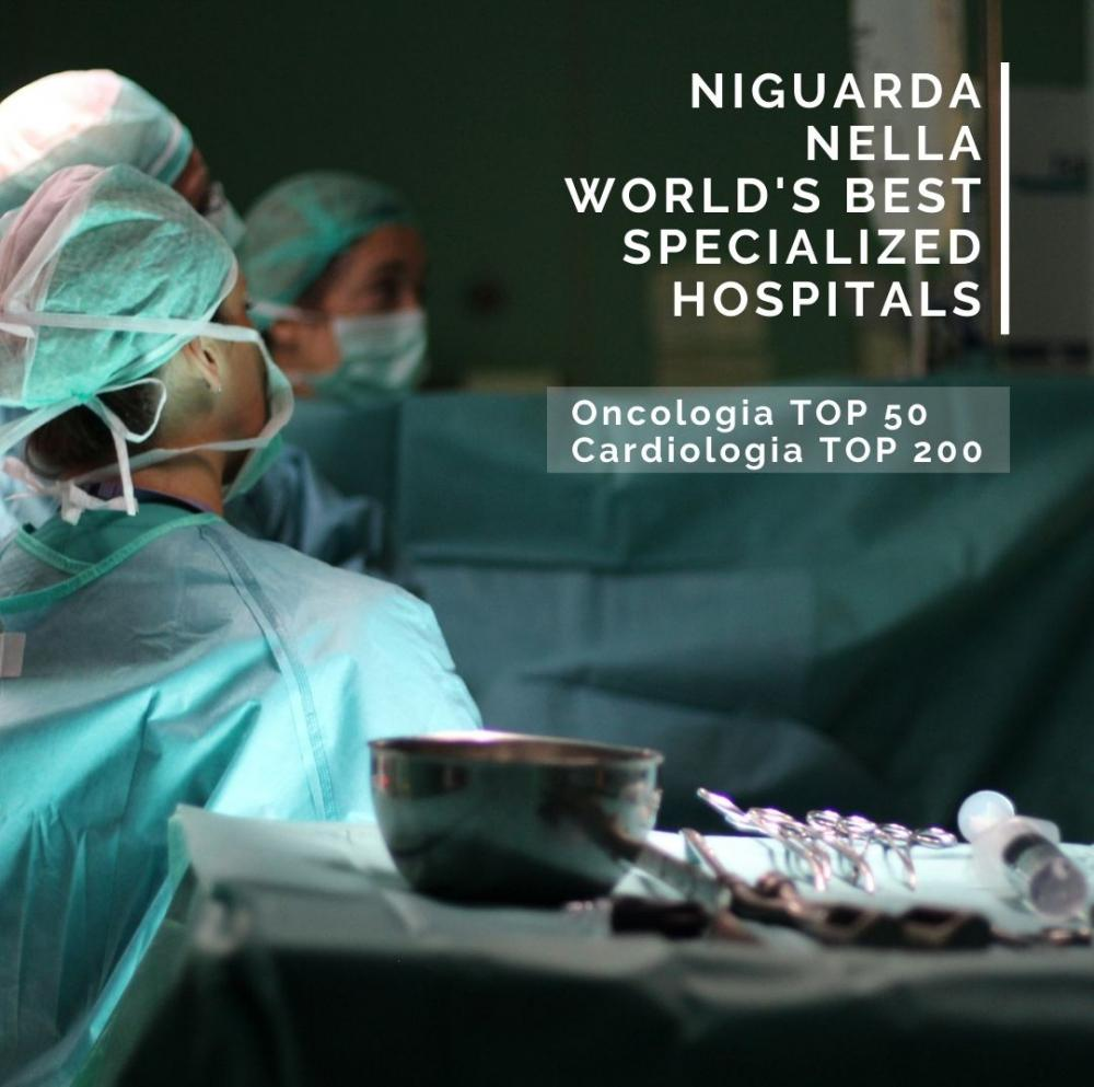 Niguarda - World's Best Specialized Hospitals