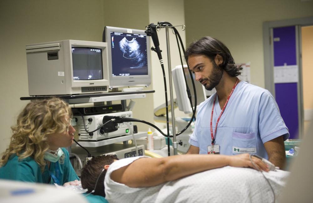 Esofago gastrite barrett termoablazione endoscopia - Tumore esofago forum ...