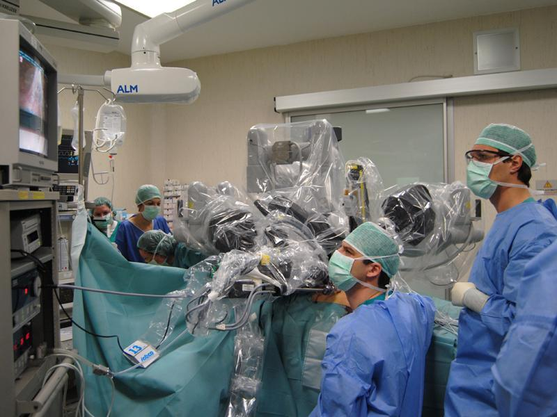 intervento alla prostata da addome